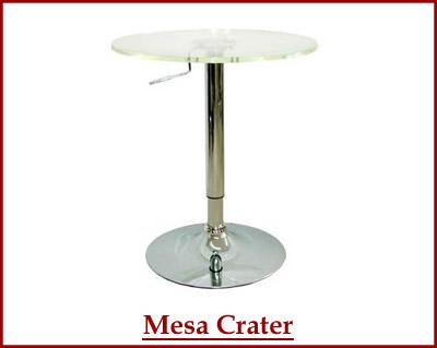 mesa-crater